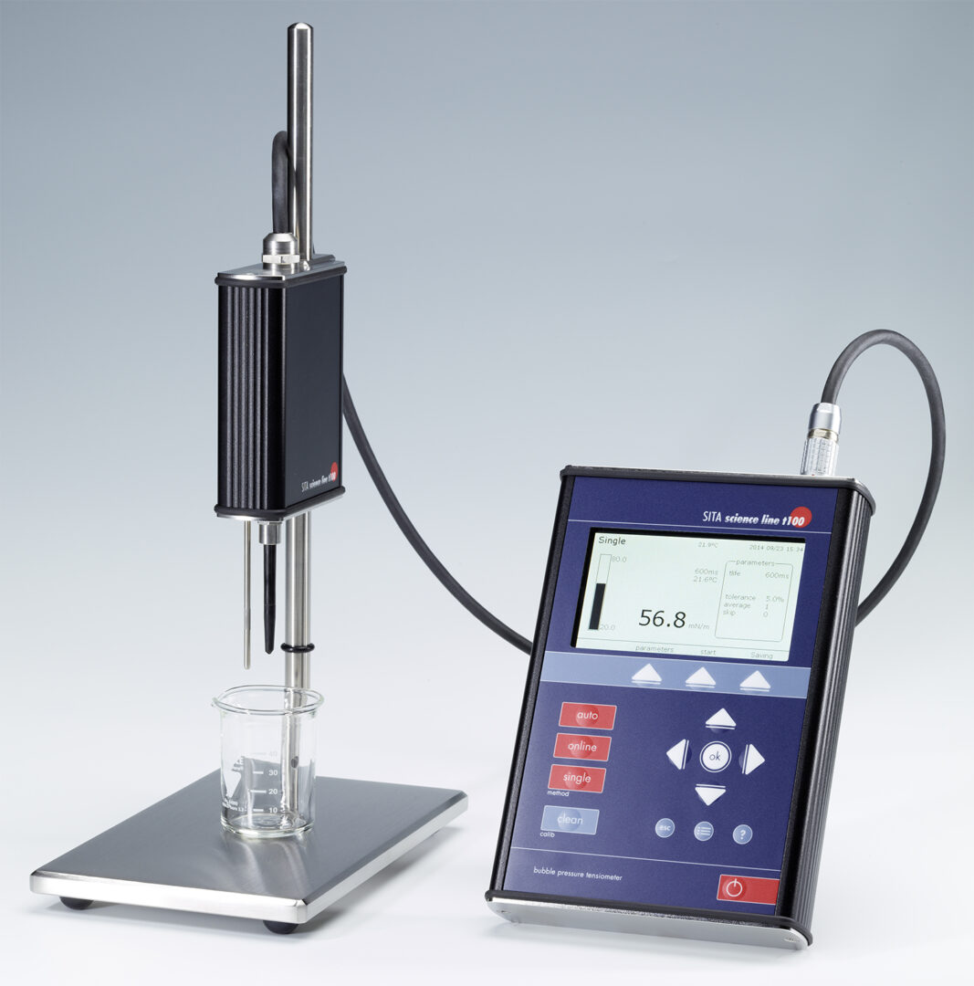 SITA Bubble Tensiometer scienceline t100